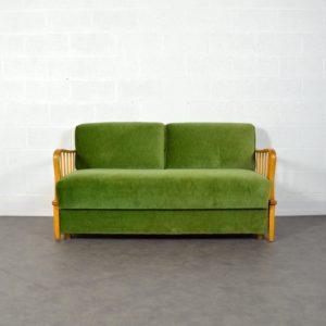 Canapé : Daybed Mignon Möbel 1960 vintage 3
