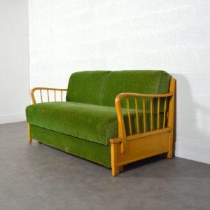 Canapé : Daybed Mignon Möbel 1960 vintage 7