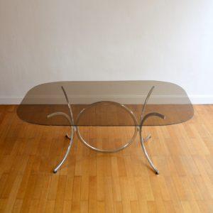 Table à mangerpar Gastone Rinaldi pour Rima, 1970s 36