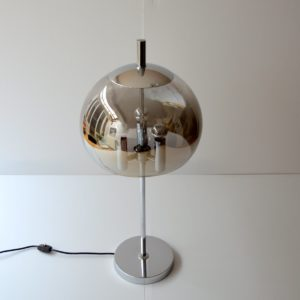 Lampe de table Doria 1960 vintage 23