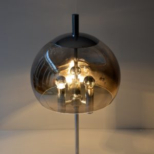 Lampe de table Doria 1960 vintage 34