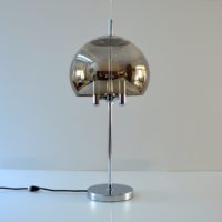 Lampe de table Doria 1960 vintage 5