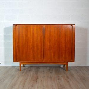 Buffet Highboard scandinave Bernhard Pedersen 1960 vintage 28
