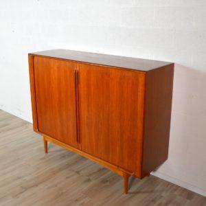 Buffet Highboard scandinave Bernhard Pedersen 1960 vintage 42