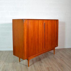 Buffet Highboard scandinave Bernhard Pedersen 1960 vintage 51