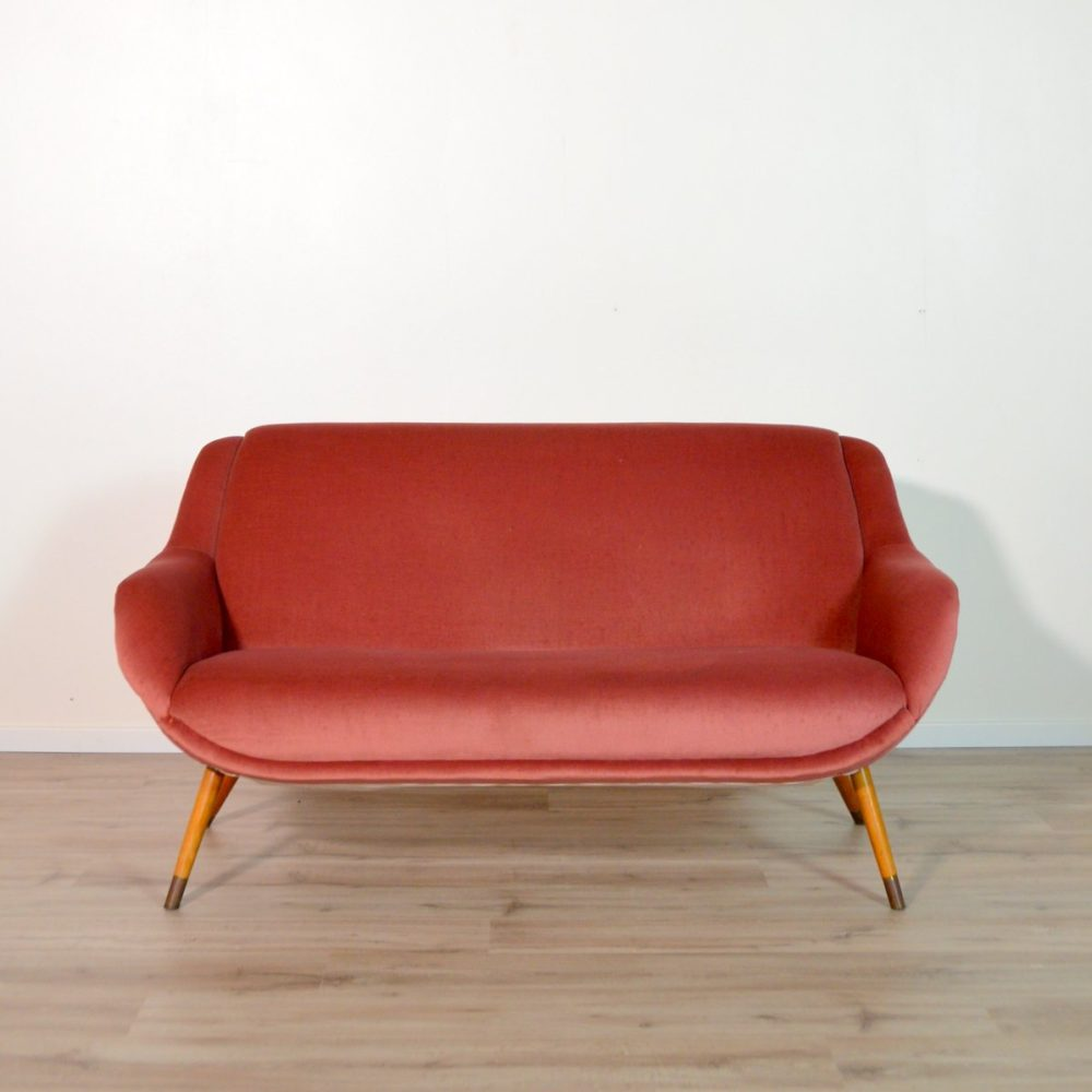 Sofa / Canapé cocktail vintage 1960s