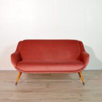 Sofa : Canapé cocktail 1960 vintage 2
