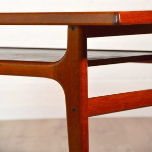 Table basse scandinave Bernhard Pedersen & Son, 1960 vintage 19