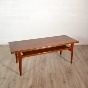 Table basse scandinave Bernhard Pedersen & Son, 1960 vintage 21