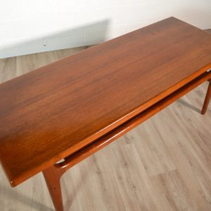 Table basse scandinave Bernhard Pedersen & Son, 1960 vintage 24