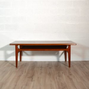 Table basse scandinave Bernhard Pedersen & Son, 1960 vintage 26