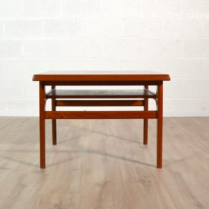 Table scandinave Bernhard Pedersen & Son, 1960 vintage 4