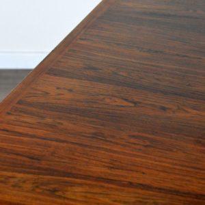 table de Troeds, Bjärnum, Suède scandinave palissandre vintage 22