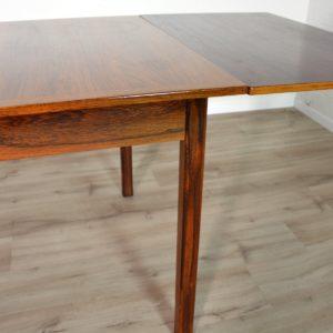 table de Troeds, Bjärnum, Suède scandinave palissandre vintage 26