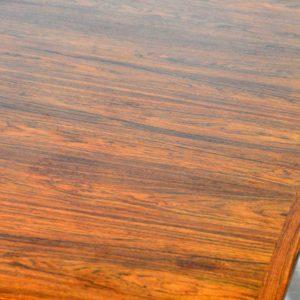 table de Troeds, Bjärnum, Suède scandinave palissandre vintage 34