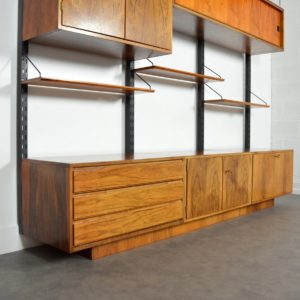 Système mural : modulable wall units scandinave vintage 17