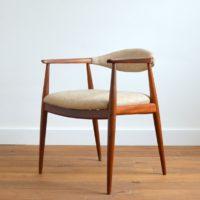 Fauteuil / Chaise Design Danois 1960 teck
