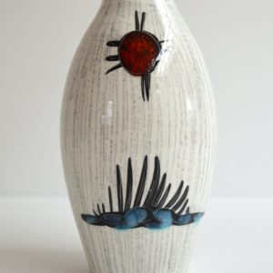 Vase Italie 1950 vintage 11