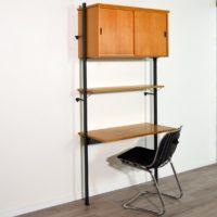 Bureau / Console modulable Suédoise Olof Pira 1960s