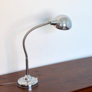 Lampe articulé années 50 chromée jielde vintage 13