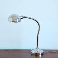Lampe de bureau articulée vintage 1950s