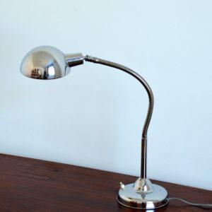 Lampe articulé années 50 chromée jielde vintage 19
