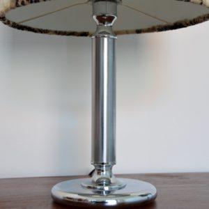 Paire de lampe fleuris années 70 vintage 27
