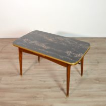 Table transformable formica 1950 vintage 31