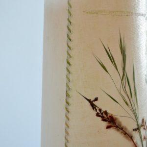 Lampe de table Herbier 1970 vintage 33