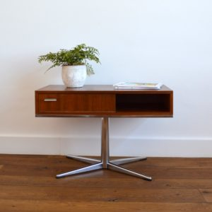 Table d'appoint : Hifi 1960s vintage 3