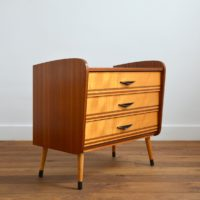 Commode Rockabilly vintage 1950s