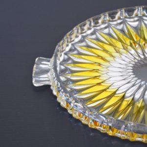 Plat à tarte : gâteau de Walther Glass 1960s vintage 11