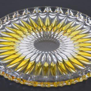 Plat à tarte : gâteau de Walther Glass 1960s vintage 6