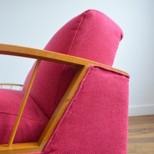 Daybed : Canapé scandinave années 50 – 60 vintage 37
