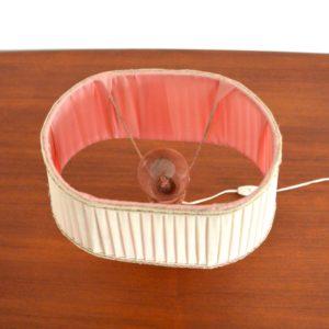 Lampe de table en cristal Val St. Lambert 1960 vintage 19