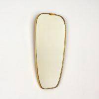 Miroir rétroviseur vintage 1950s