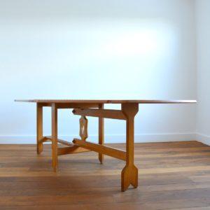Table portefeuille Guillerme et Chambron VOTRE MAISON 1960 vintage 34
