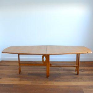 Table portefeuille Guillerme et Chambron VOTRE MAISON 1960 vintage 52