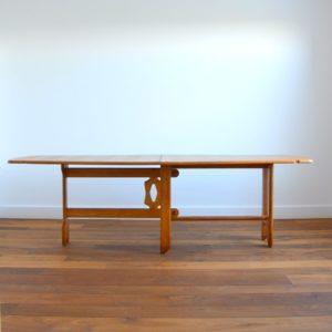 Table portefeuille Guillerme et Chambron VOTRE MAISON 1960 vintage 54