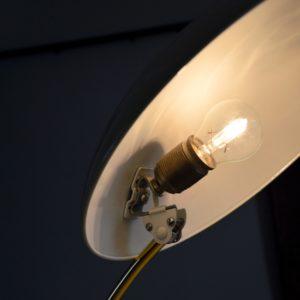 lampe années 50 : 60 vintage 72