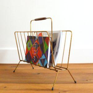 Porte revues 1950 vintage 5
