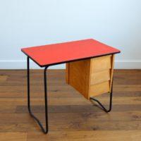 Bureau Jacques Hitier vintage 1950s