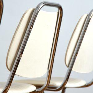 Chaises vintage 1950 design 32