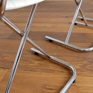Chaises vintage 1950 design 33