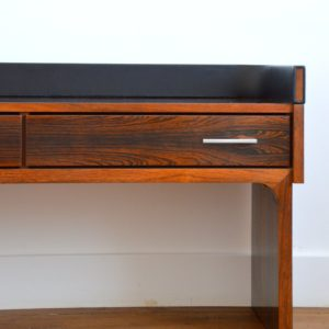 Enfilade – commode – console placage palissandre 1970 vintage 26
