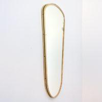 Miroir forme libre année 50 / 60 vintage
