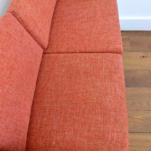 ensemble cubique salon : fauteuil de repas 1980 vintage 20