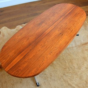 Table basse : coffee table scandinave design Danois palissandre 1960 vintage 27