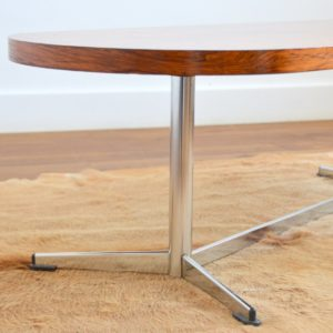 Table basse : coffee table scandinave design Danois palissandre 1960 vintage 34