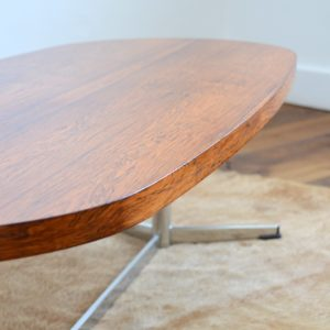 Table basse : coffee table scandinave design Danois palissandre 1960 vintage 38